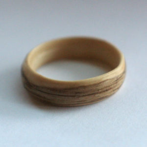 one of the first bentwood rings made